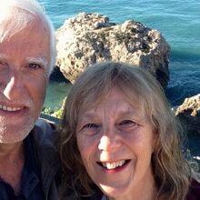 Marie Bérubé et Marc Vachon